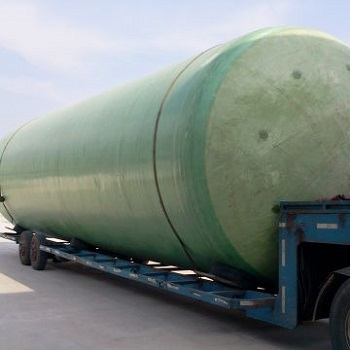FRP chemical liquid storage tank