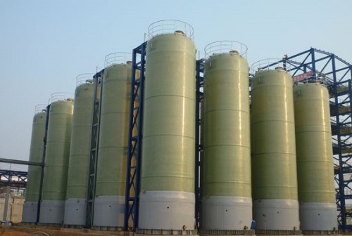 FRP-GRP-Fiberglass-Chemical-Liquid-tanks